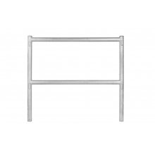 End Handrail Frame For Sale Online - Direct Scaffolding Supplies