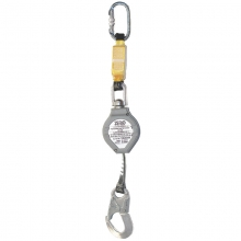 Get The Zero Supalite Retractable lanyard - Direct Scaffolding Supplies